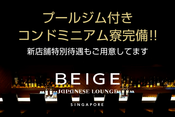 BEIGE japanese lounge